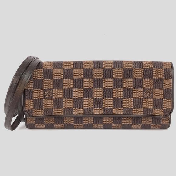 Louis Vuitton Handbags - Louis Vuitton Twin Gm Damier Ébène Canvas